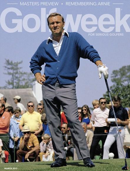 Golfweek Cover - 3/1/2017