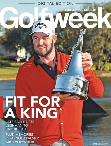Golfweek Cover - 3/20/2017
