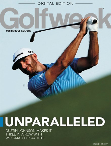 Golfweek Cover - 3/27/2017