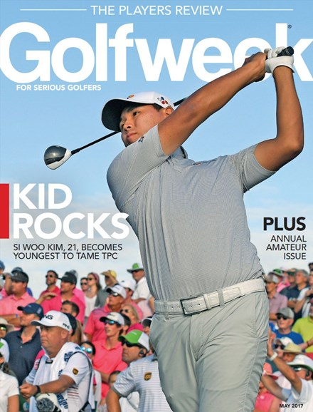 Golfweek Cover - 5/1/2017