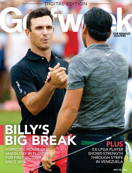 Golfweek Cover - 5/22/2017