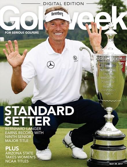 Golfweek Cover - 5/29/2017