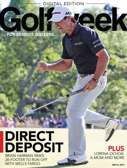 Golfweek Cover - 5/8/2017