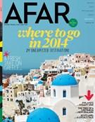AFAR Magazine 1/1/2014