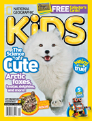 National Geographic Kids Magazine 12/1/2017