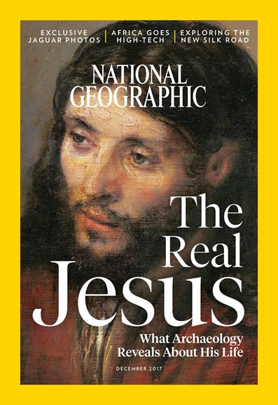 National Geographic Cover - 12/1/2017