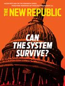 The New Republic Magazine 1/1/2018