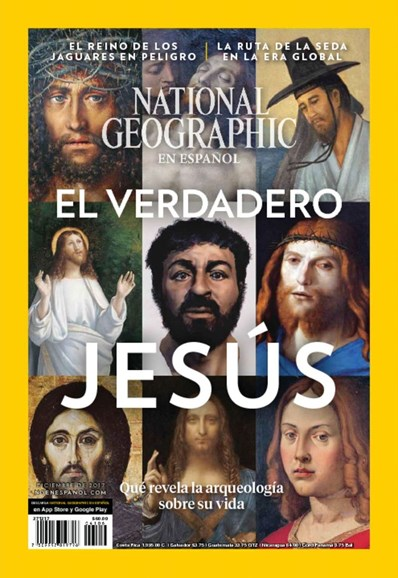 National Geographic En Español Cover - 12/1/2017