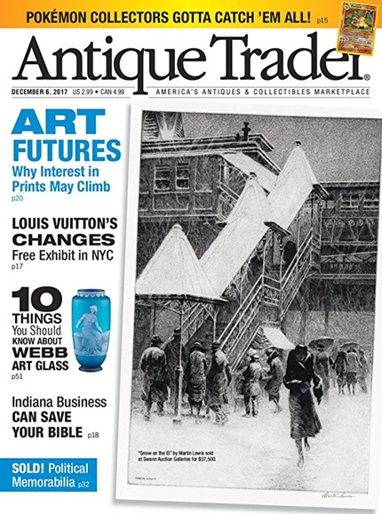 Antique Trader Cover - 12/6/2017