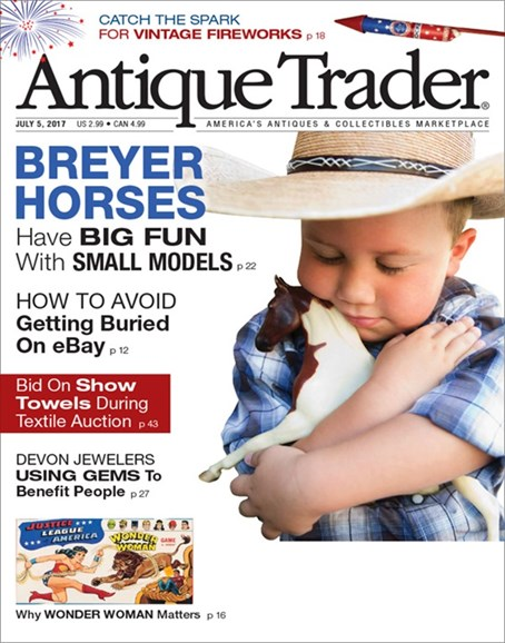 Antique Trader Cover - 7/5/2017