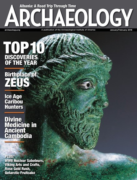 Archaeology Cover - 1/1/2018
