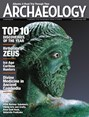 Archaeology Magazine | 1/2018 Cover