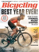 Bicycling Magazine 1/1/2018