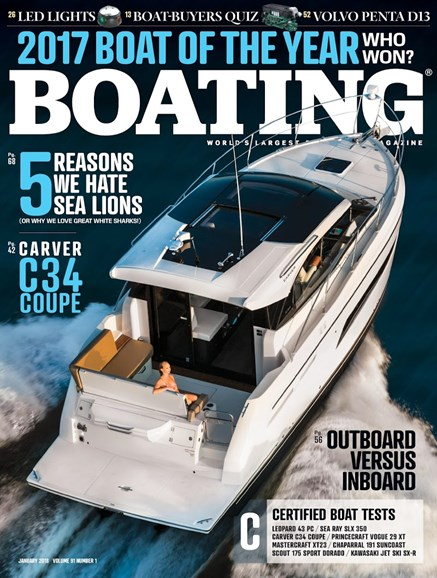 Boating Cover - 1/1/2018