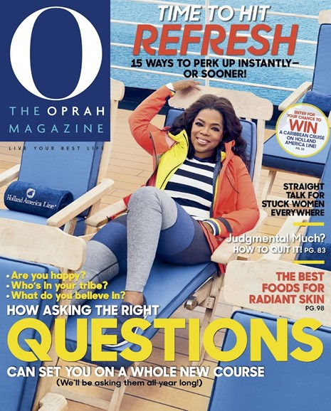 O The Oprah Cover - 1/1/2018