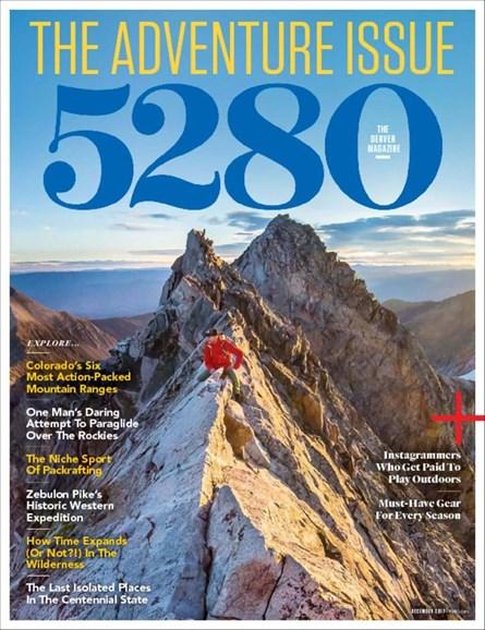 5280 Magazine Cover - 12/1/2017