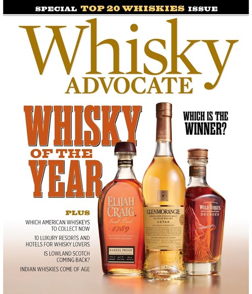 Whisky Advocate Cover - 12/1/2017