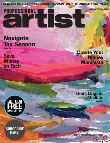 Professional Artist Cover - 2/1/2018