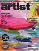Professional Artist Magazine 2/1/2018