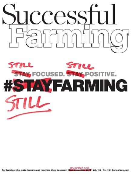 Successful Farming Cover - 12/1/2017