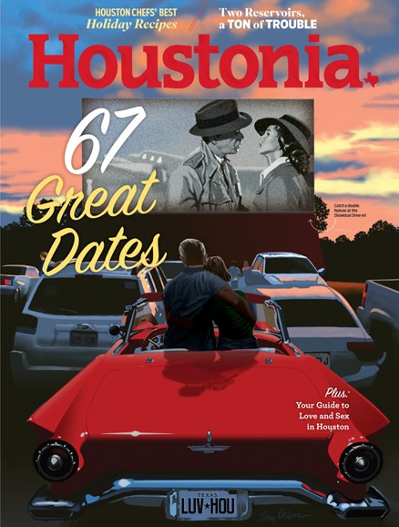 Houstonia Cover - 11/1/2017