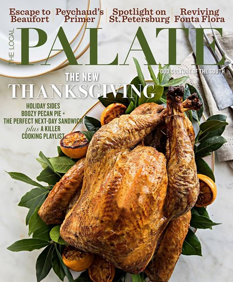 The Local Palate Cover - 11/1/2017