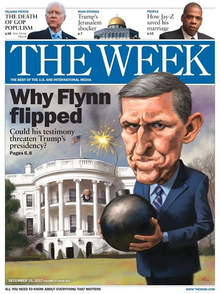 The Week Cover - 12/15/2017