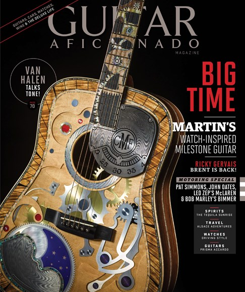 Guitar Aficionado Cover - 3/1/2017