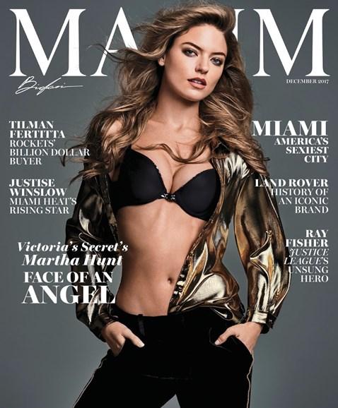 Maxim Cover - 12/1/2017