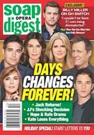 Soap Opera Digest Magazine 12/25/2017