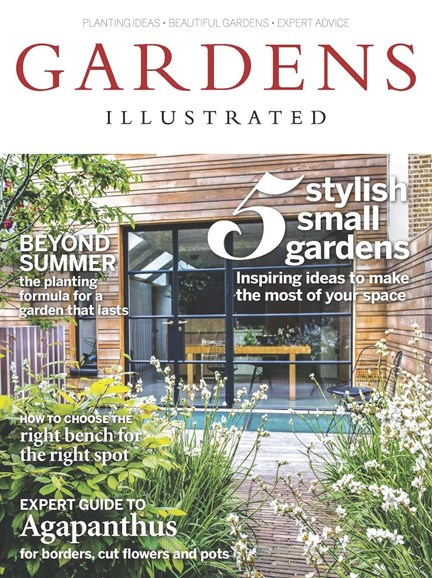 Gardens Illustrated Cover - 8/1/2017
