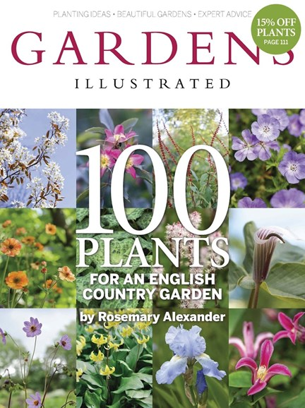 Gardens Illustrated Cover - 2/1/2017
