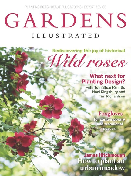 Gardens Illustrated Cover - 6/1/2017