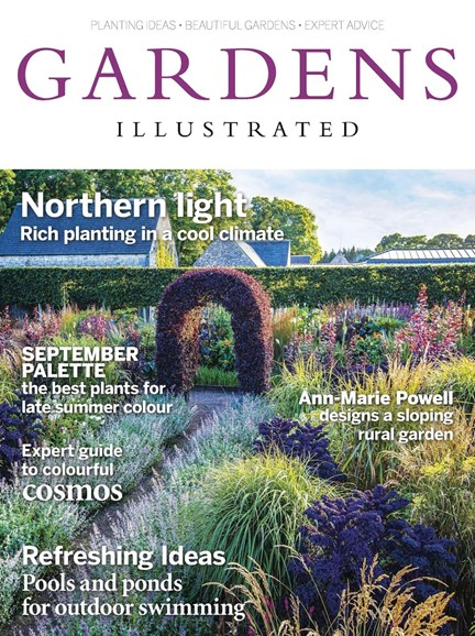Gardens Illustrated Cover - 9/1/2017