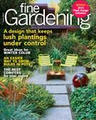 Fine Gardening Magazine 12/1/2017
