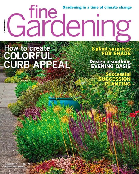 Fine Gardening Cover - 8/1/2017