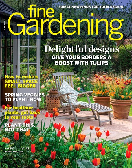 Fine Gardening Cover - 4/1/2017