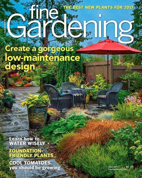 Fine Gardening Cover - 6/1/2017