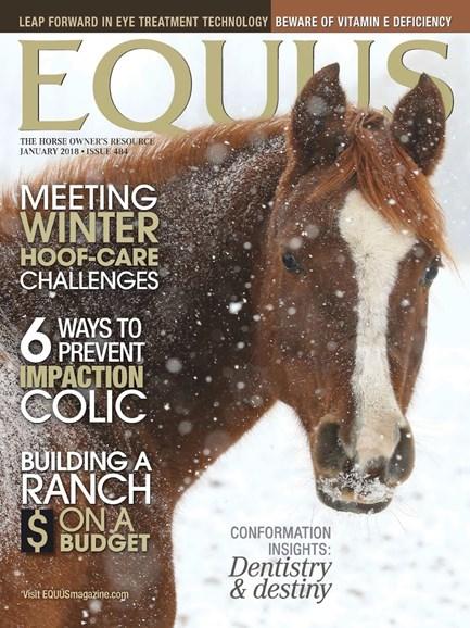 Equus Cover - 1/1/2018
