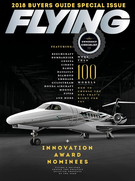 Flying Cover - 1/1/2018