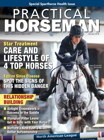 Practical Horseman Cover - 1/1/2018