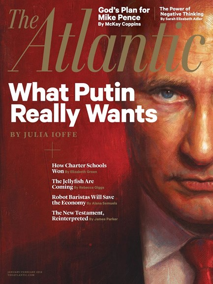 The Atlantic Cover - 1/1/2018