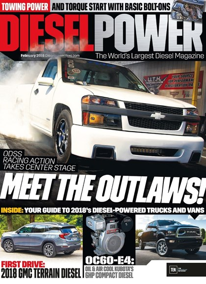 Diesel Power Cover - 2/1/2018