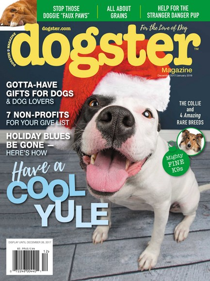 Dogster Cover - 12/1/2017