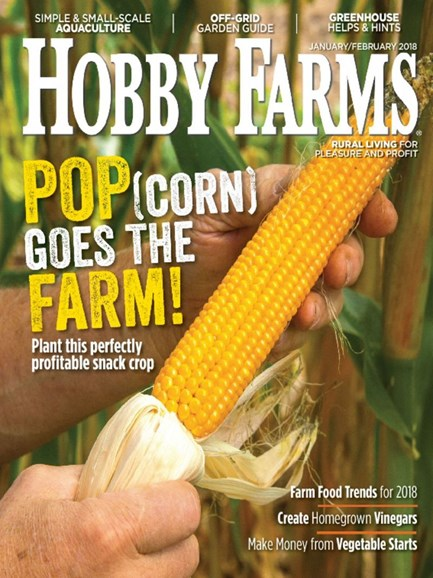 Hobby Farms Cover - 1/1/2018
