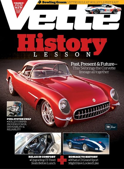 Vette Cover - 3/1/2018