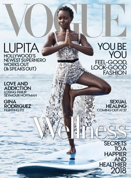 Vogue Cover - 1/1/2018