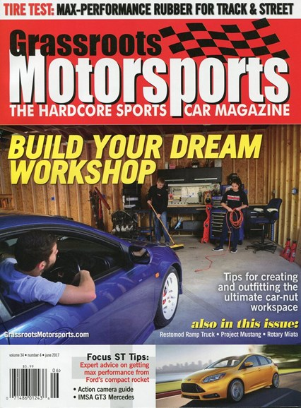 Grassroots Motorsports Cover - 6/1/2017