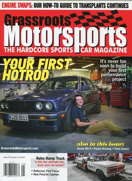 Grassroots Motorsports Cover - 5/1/2017
