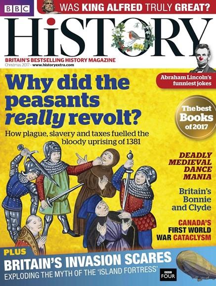 BBC History Cover - 12/25/2017